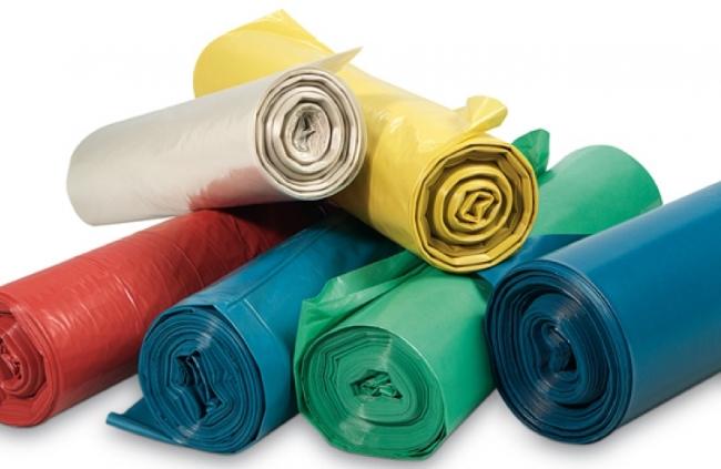Distribuzione sacchetti per raccolta differenziata