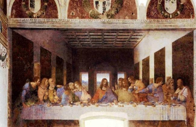 Visita guidata al Cenacolo di Leonardo Da Vinci