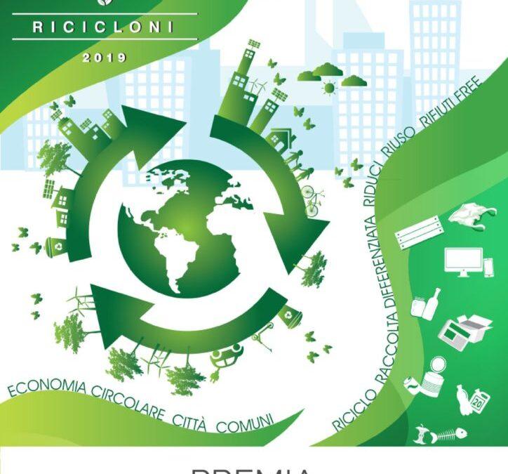 Comuni ricicloni, classifica 2019