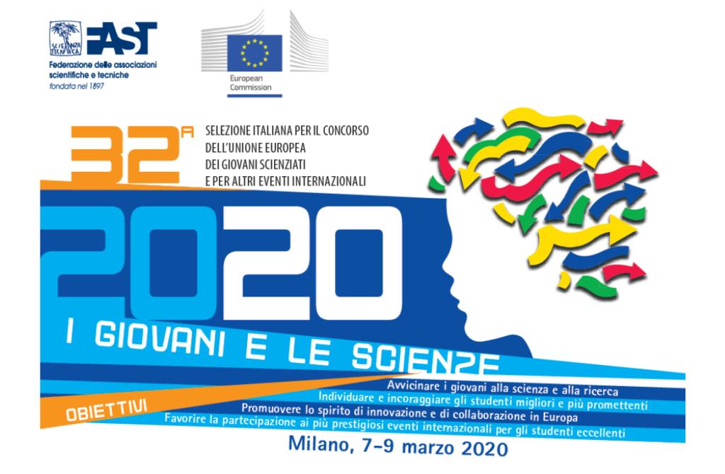 """32^ Concorso europeo """"I giovani e le scienze"""""""