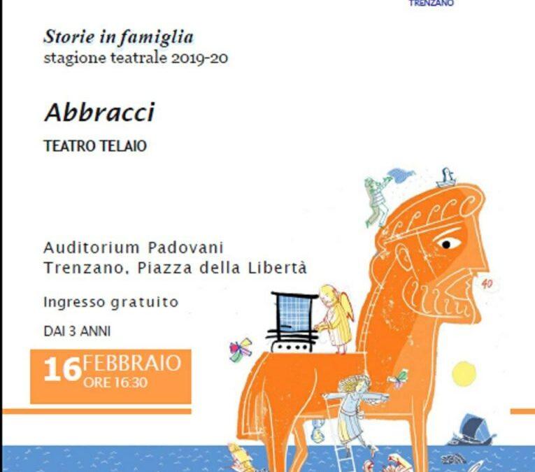 Teatro Telaio, 16 Febbraio 2020