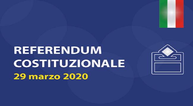 Certificazioni per esercizio di voto, Referendum 29 Marzo ...