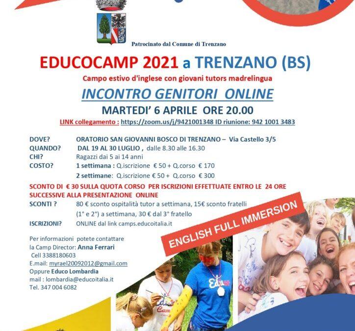 Educo Camp 2021