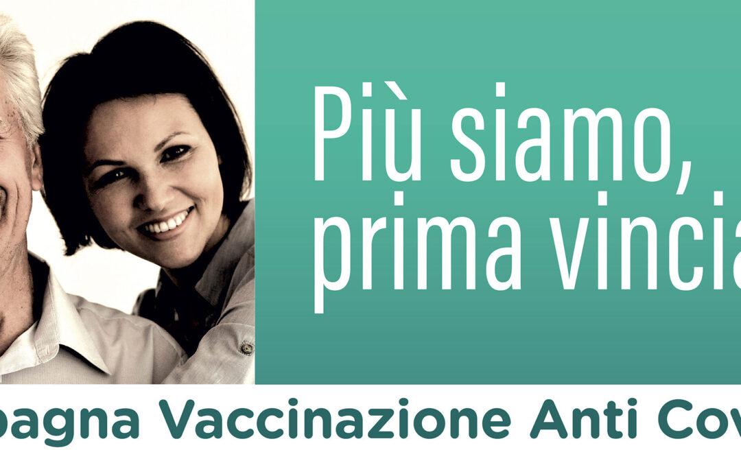 Campagna vaccinale anti-covid19: Soggetti 70-74 anni
