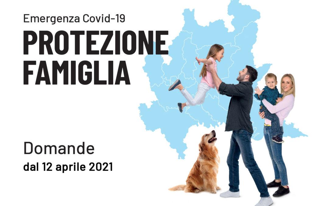"""""""Protezione Famiglia"""" di Regione Lombardia"""