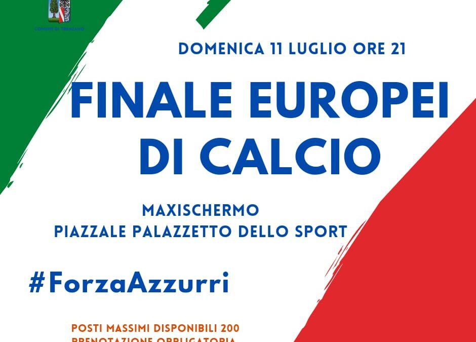 Proiezione finale Europei 2020